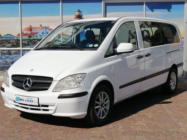 2011 Mercedes-Benz Vito 116 Cdi Crewbus  Eastern Cape Port Elizabeth_0