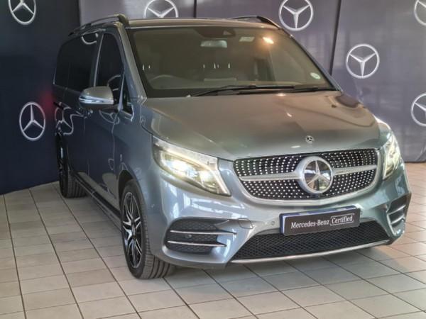 2020 Mercedes-Benz V-Class V 300d Avantgarde Gauteng Bedfordview_0