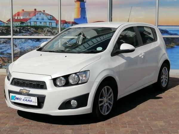 2014 Chevrolet Sonic 1.6 Ls 5dr  Eastern Cape Port Elizabeth_0