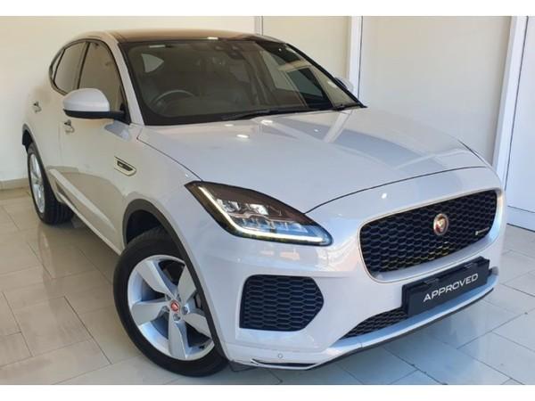 2020 Jaguar E-Pace 2.0D SE 132KW Western Cape Cape Town_0