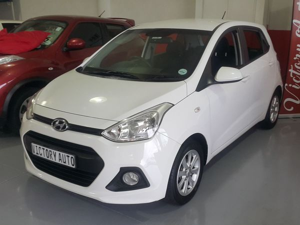 2015 Hyundai Grand i10 1.25 Motion with 69000km Western Cape Brackenfell_0