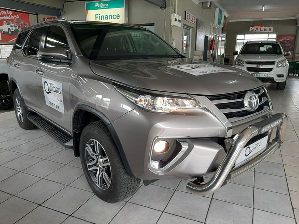 2019 Toyota Fortuner 2.4GD-6 RB Auto Free State Ficksburg_0