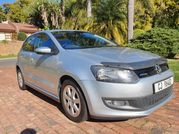 2014 Volkswagen Polo 1.2 Tdi Bluemotion 5dr  Western Cape Paarl_0