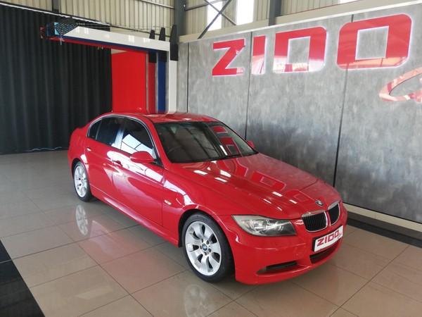 2006 BMW 3 Series 320d e90  Gauteng Kempton Park_0