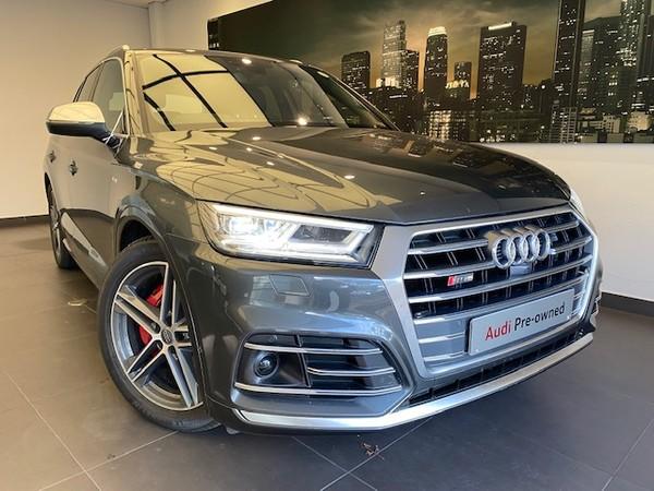 2017 Audi SQ5 3.0 TFSI Quattro Tiptronic Free State Bloemfontein_0