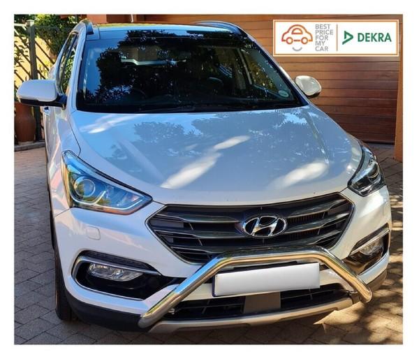 2016 Hyundai Santa Fe R2.2 Elite Auto Gauteng Centurion_0