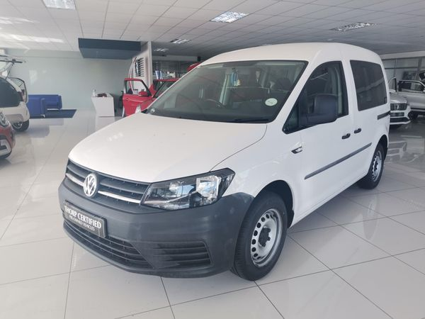 2018 Volkswagen Caddy Crewbus 1.6i Western Cape Cape Town_0