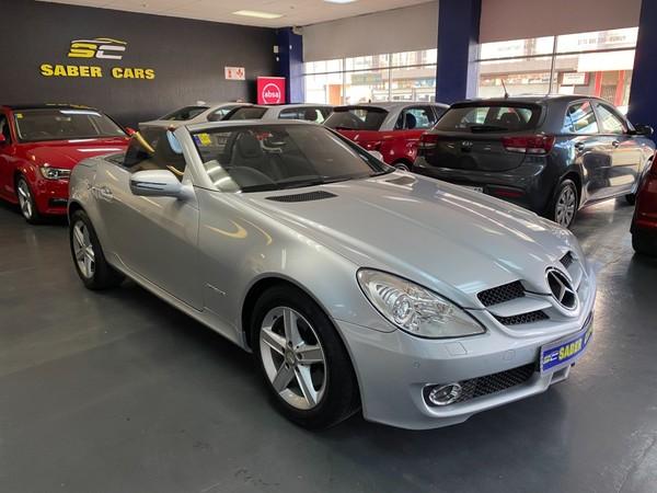 2008 Mercedes-Benz SLK SLK 200 KOMPRESSOR AT NAV  XENONS   Gauteng Benoni_0