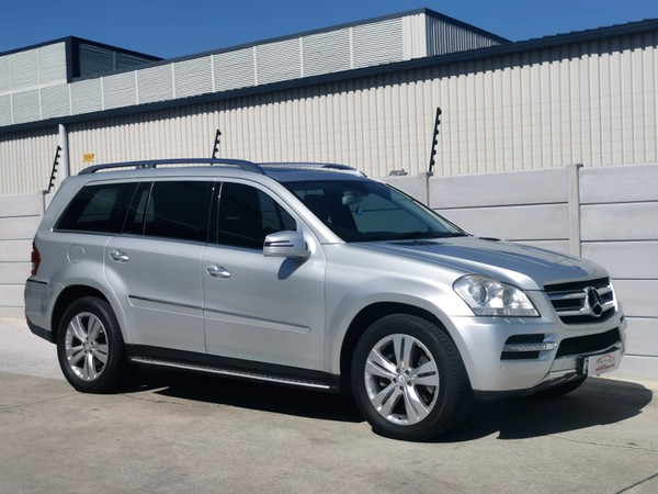 2011 Mercedes-Benz GL Gl 350 Cdi Be  Western Cape Bellville_0