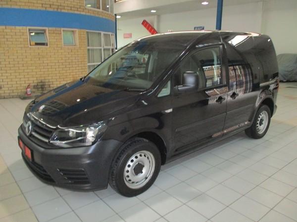 2016 Volkswagen Caddy 1.6i 81KW FC PV Kwazulu Natal Umhlanga Rocks_0