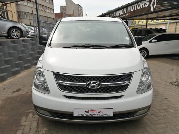 2014 Hyundai H-1 2.4 Gl Multicab 6 Seat  Gauteng Johannesburg_0