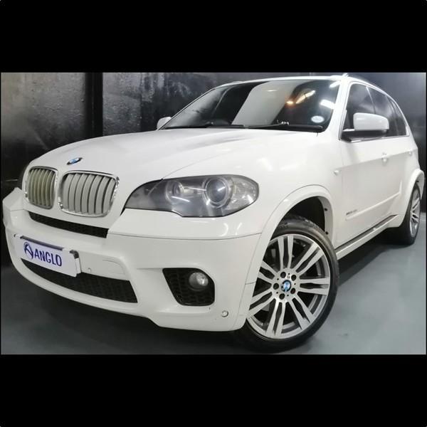 2011 BMW X5 Xdrive40d M-sport At  Gauteng Benoni_0