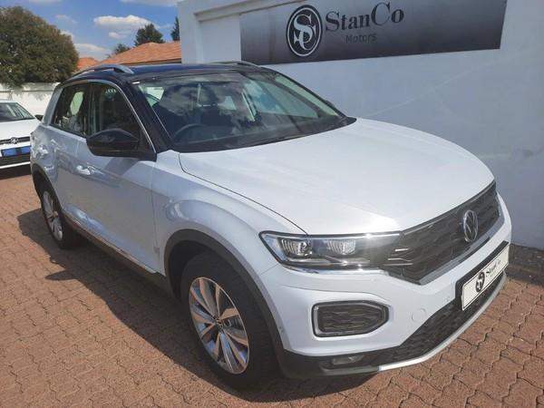 2021 Volkswagen T-ROC 1.4 TSI Design Tiptronic Mpumalanga Trichardt_0