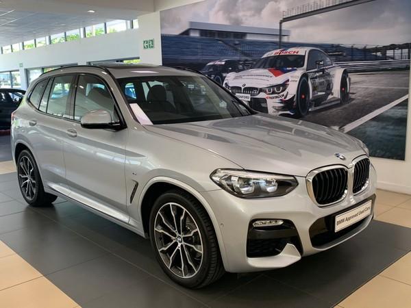 2020 BMW X3 sDRIVE 18d M Sport G01 Western Cape Stellenbosch_0