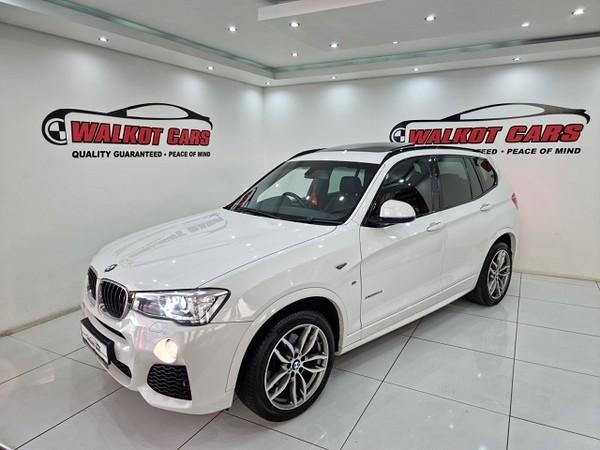 2016 BMW X3 xDRIVE20d M Sport Auto Kwazulu Natal Newcastle_0