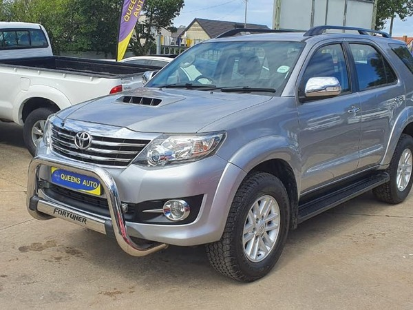 2016 Toyota Fortuner 2.5d-4d Rb At  Eastern Cape East London_0