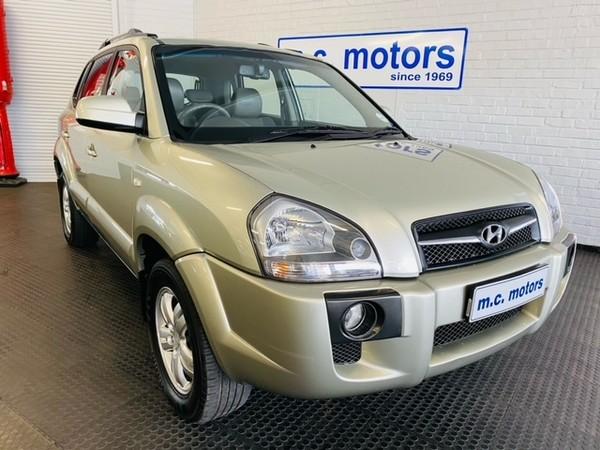 2009 Hyundai Tucson Tucson 2.0 GLS Man. Western Cape Cape Town_0
