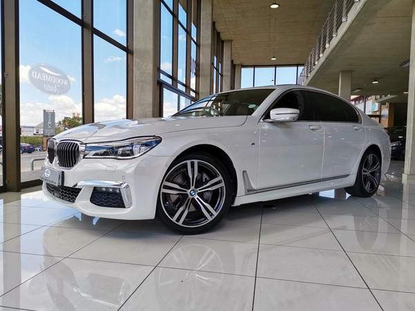 2018 BMW 7 Series 740i M Sport Gauteng Sandton_0