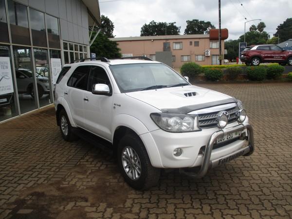 2011 Toyota Fortuner 3.0d-4d Rb At  Limpopo Louis Trichardt_0