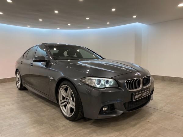 2015 BMW 5 Series 520i Auto M Sport Gauteng Sandton_0