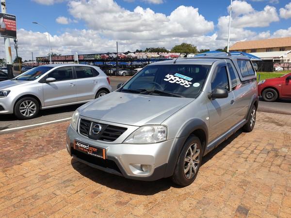 2010 Nissan NP200 1.6 S Pu Sc  Gauteng Boksburg_0