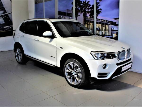 2018 BMW X3 xDRIVE20d xLINE Auto Western Cape Cape Town_0