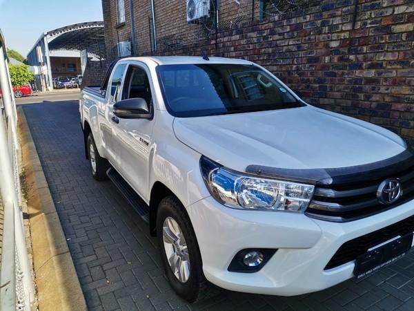 2018 Toyota Hilux 2.4 GD-6 RB SRX PU ECAB Gauteng Pretoria_0