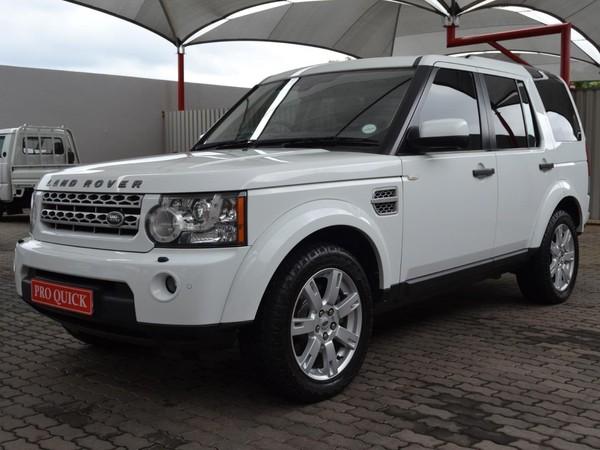 2011 Land Rover Discovery 4 3.0 Tdv6 Se  Gauteng Pretoria_0