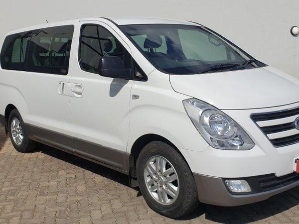 2018 Hyundai H-1 2.5 CRDI Wagon Auto Gauteng Bronkhorstspruit_0
