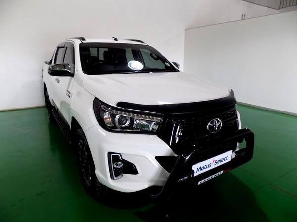 2020 Toyota Hilux 2.8 GD-6 RB Legend Auto Double Cab Bakkie Gauteng Pretoria_0