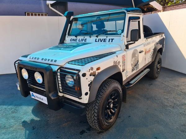 2013 Land Rover Defender 110 2.2d Pu Sc  Gauteng Randburg_0