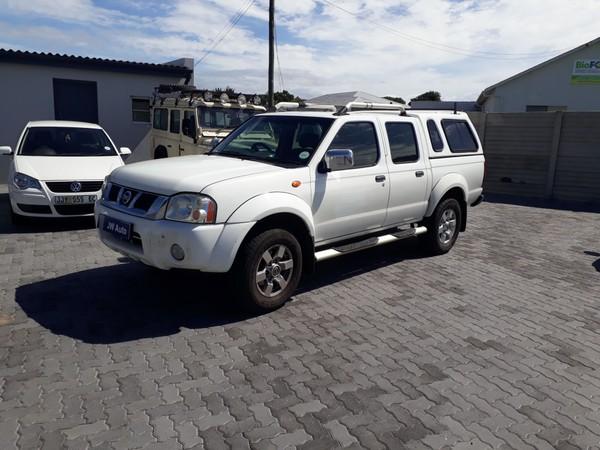 2015 Nissan NP300 2.4 Hi-Rider Double Cab Eastern Cape Port Elizabeth_0
