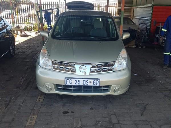 2013 Nissan Livina 1.6 Acenta  Gauteng Johannesburg_0