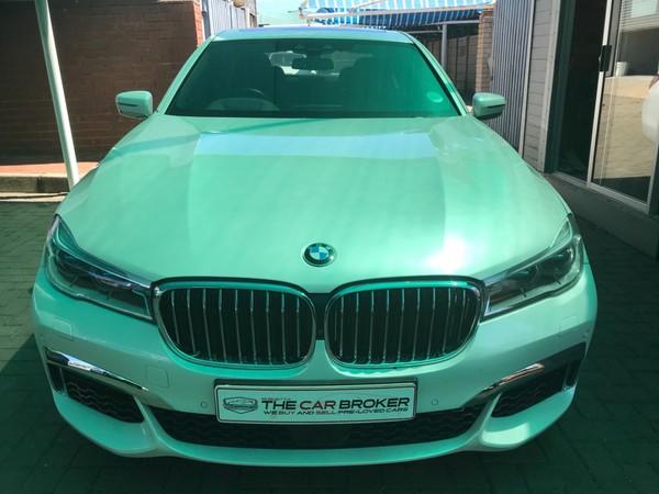 2017 BMW 7 Series 750i M Sport Gauteng Centurion_0