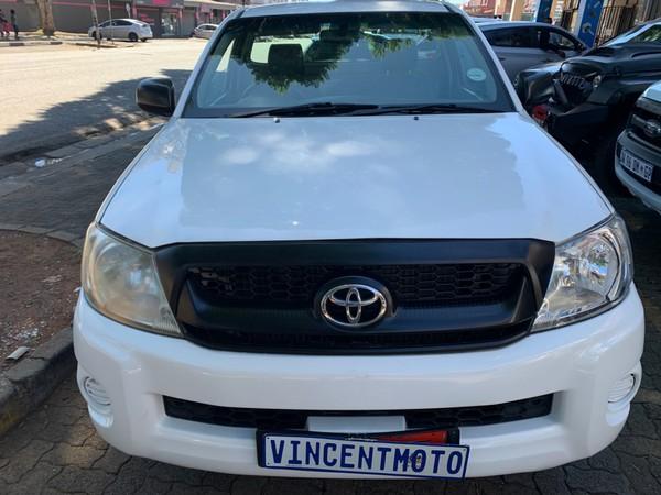 2012 Toyota Hilux 2.5 D-4d Pu Sc  Gauteng Johannesburg_0