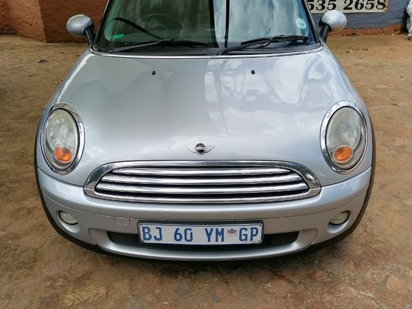 2008 MINI Cooper  Gauteng Boksburg_0