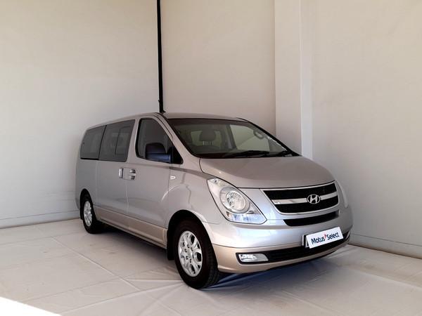 2015 Hyundai H-1 Gls 2.4 Cvvt Wagon  Gauteng Vereeniging_0
