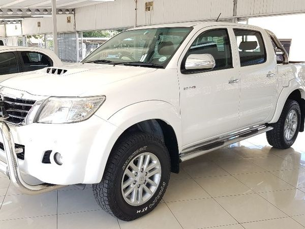 2014 Toyota Hilux 3.0 D-4d Raider 4x4 Pu Dc  North West Province Brits_0