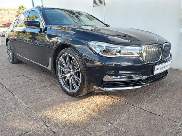 2019 BMW 7 Series 750i Individual G11 Gauteng Germiston_0