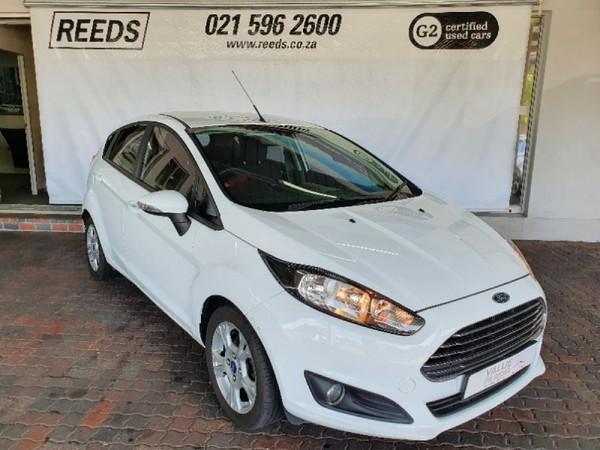 2016 Ford Fiesta 1.0 ECOBOOST Trend Powershift 5-Door Western Cape Goodwood_0