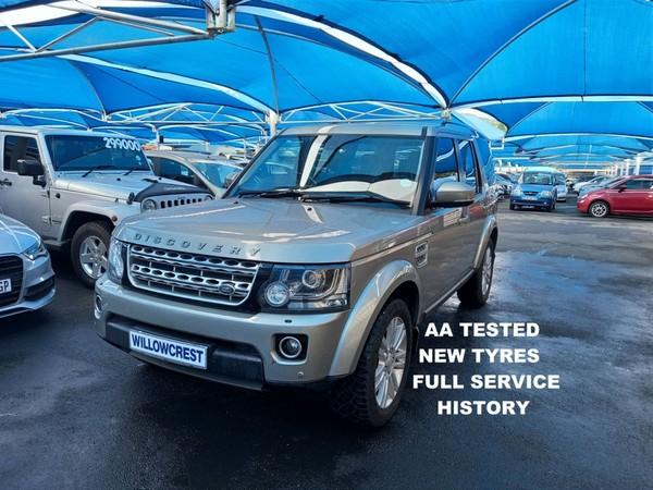 2015 Land Rover Discovery 4 3.0 Tdv6 Hse  Gauteng Randburg_0