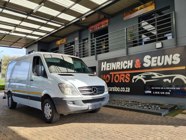 2007 Mercedes-Benz Sprinter 309 CDI FC PV Gauteng Pretoria_0
