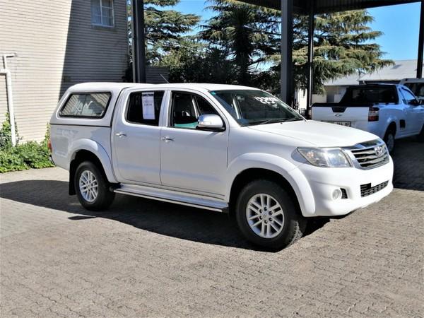 2013 Toyota Hilux 2.7 Vvti Raider Rb Pu Dc  Mpumalanga Ermelo_0