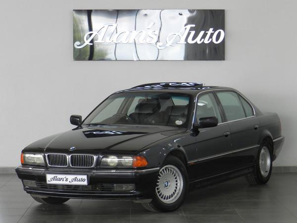 1996 BMW 7 Series 750i L e38  Mpumalanga Mpumalanga_0