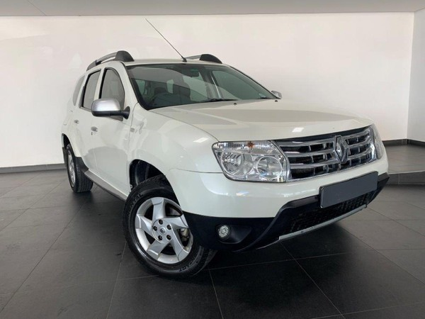 2013 Renault Duster 1.6 Dynamique Free State Bloemfontein_0