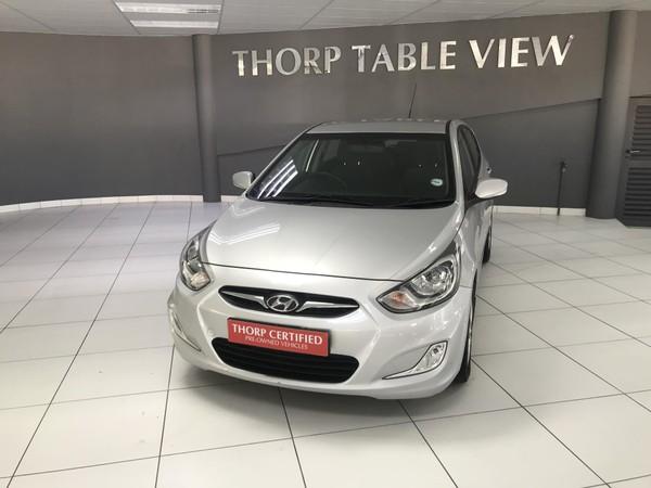 2015 Hyundai Accent 1.6 Fluid 5-Door Auto Western Cape Table View_0