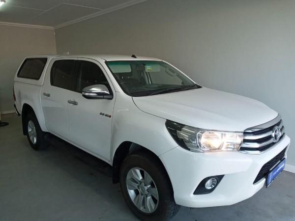 2017 Toyota Hilux 2.8 GD-6 Raider 4x4 Double Cab Bakkie Western Cape Vredenburg_0