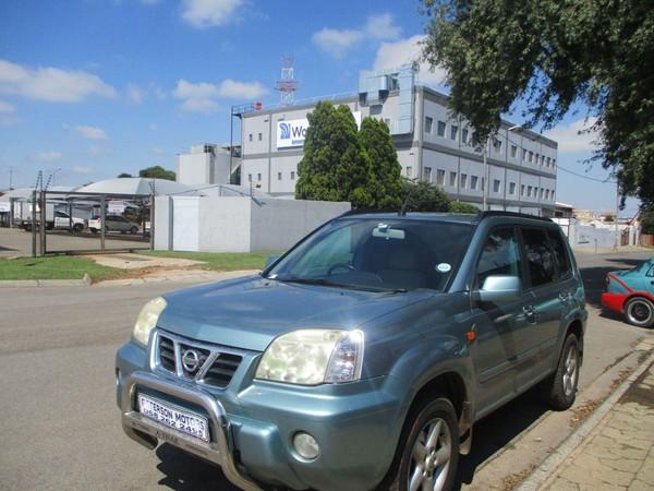 2007 Nissan X-Trail 2.5 Sel r55  Gauteng Kempton Park_0