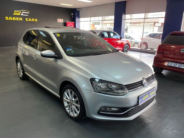 2014 Volkswagen Polo 1.2 TSI Highline 81KW Gauteng Benoni_0