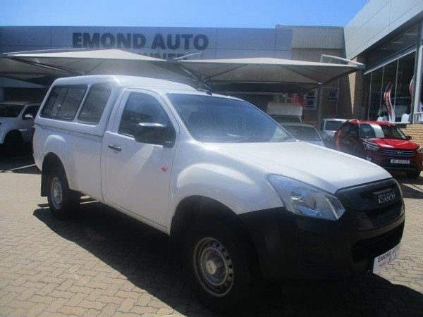 2020 Isuzu D-Max 250C Fleetside Single Cab Bakkie Kwazulu Natal Durban North_0